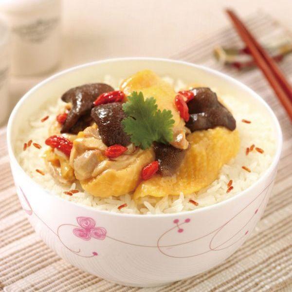 牛肝菌杞子雞紅米飯-1.jpg