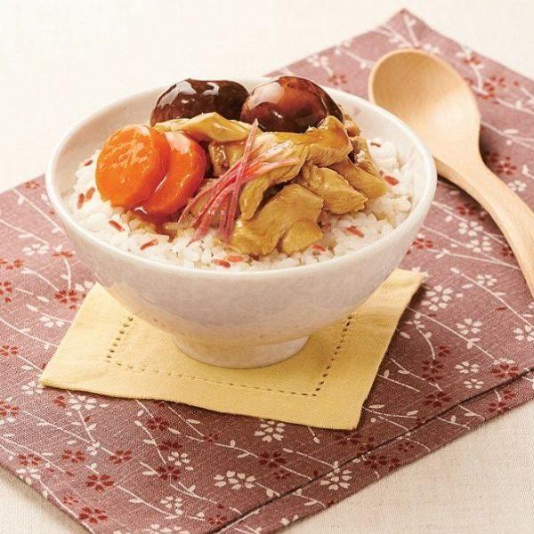 金華火腿冬菇滑雞紅米飯-1.jpg