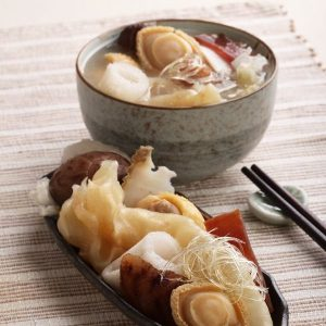 Chinese-style Soups