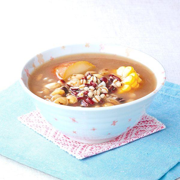 赤小豆薏仁袪濕湯