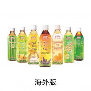 Long Shelf Life Drinks (Overseas)