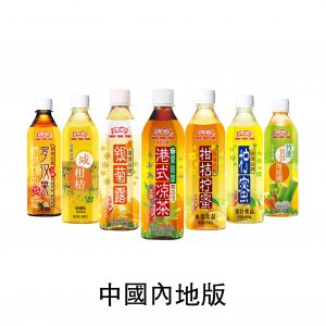 Long Shelf Life Drinks (Mainland China)