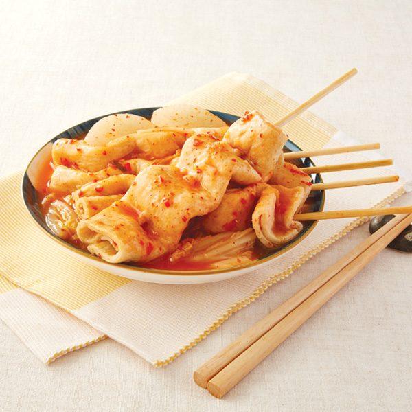 韓式泡菜魚糕 (600×600)